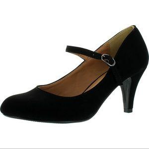🍓 3/$10 City Classified Mary Jane Heels Kaylee-H